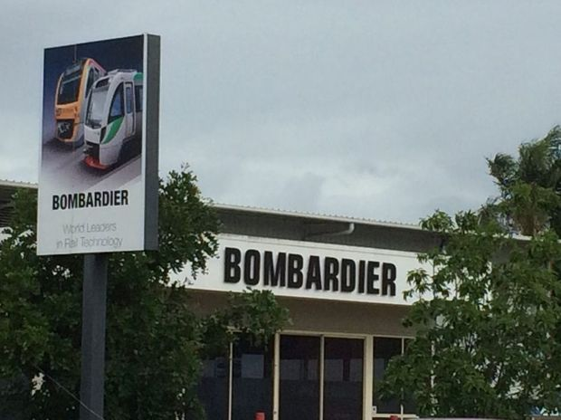Bombardier Transportation plans to downsize and close its factory in Maryborough's March St.