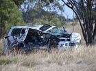 Teen injured in horror head-on crash dies
