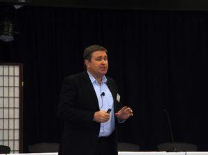 BMA Asset President Lucas Dow