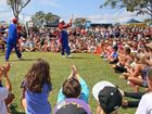 Catch all the action of the Coffs Harbour International Buskers and Comedy Festival.