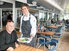 RALPH Mamone and his partner Khanh have opened their riverside restaurant in Ballina and are now putting into action their philosophy of supporting local youth.