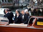 George Clooney and Amal Alamuddin's white wedding