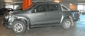 The car Kurt Kempton was last seen driving.