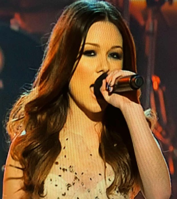 DOING WHAT SHE DOES BEST: Ronan Keating's song choices for Caitlyn on Sunday night allowed the singer to return to the sound she does best. In a bruising night, Caitlyn escaped the judges' in-fighting to be praised for her two performances.