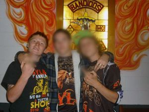 Withdrawal of bikie charge leads to bail after year in jail