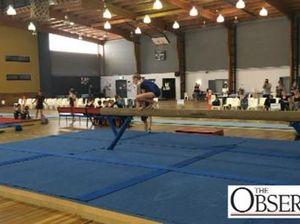 Gladstone Gymnastics Invitational a huge hit
