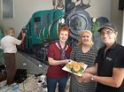 New cafe on track for opening and offering training