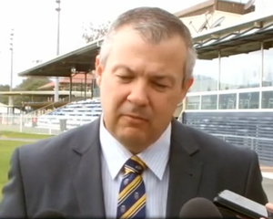 "Queensland Racing chief Darren Condon pays tribute to Carly-Mae Pye, describing her as ""part of the fabric"" of racing"