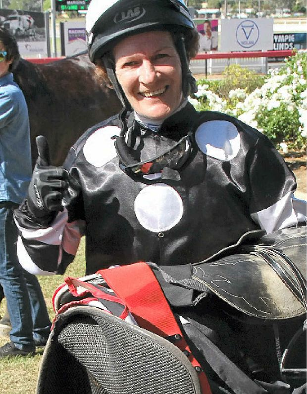 MEMORIAL: The Gympie Turf Club will unveil a memorial to Desiree Gill next Saturday at the Gympie Cup.