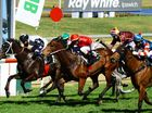 LEADING Queensland jockey Michael Cahill won aboard the Kelso Wood-trained Gotyacovered at Ipswich to start a belated push for another premiership title.
