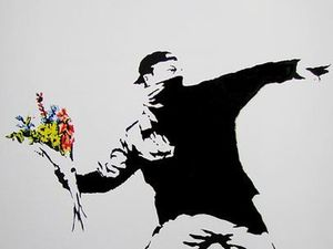 Calm down, Banksy has not been arrested