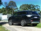 Mitsubishi Outlander PHEV's positive power