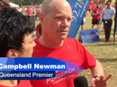 Campbell Newman: Daniel Morcombe Foundation is a revolution