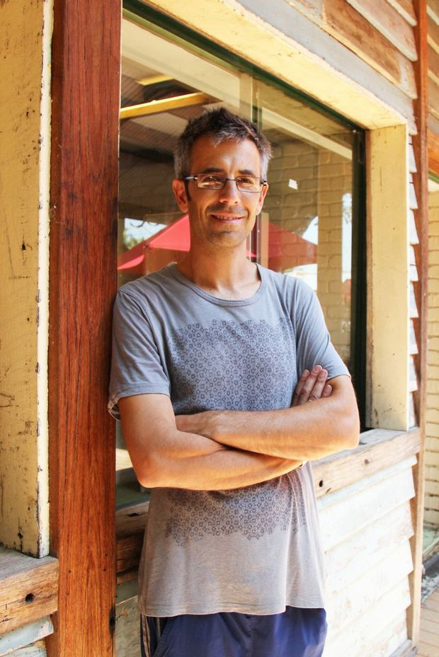 HEALTH BOOK: Dr Oscar Serrallach is writing a book about Post-Natal Depletion