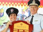 Bangalow Fire Brigade captain wins first NSW safety award