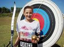 YOUNG archer Katie De Battista has found her favourite sport, which could take her all the way to the Olympic Games.
