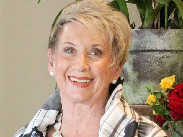 WELCOME BACK: Clara Goodwin will open Blue Brown Bag in Maple St, Cooroy, where Over The Moon lived, on Monday.