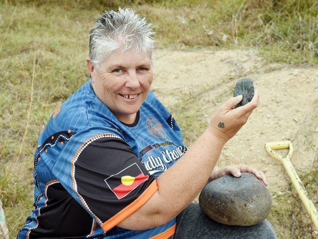Annette Seymour will realise her university goal of studying archaeology in 2015.