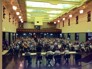 Q&A forum for State Govt candidates