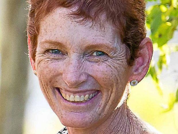 Sue La Burniy died on Saturday after battling stomach cancer.