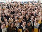 Schoolies Week begins for Gympie graduates