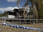 Man loses home in suspicious late night blaze
