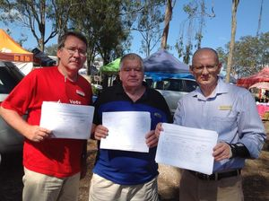 Residents want action on Brisbane Valley Hwy