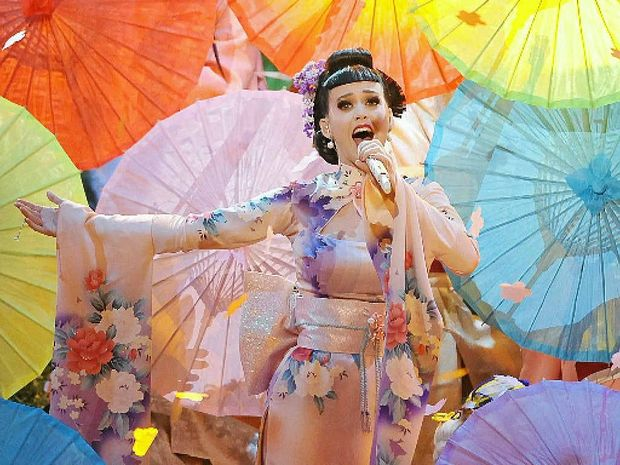 Music superstar, Katy Perry, is a hit with children of all ages, some are too young to fully understand the lyrics of her songs.