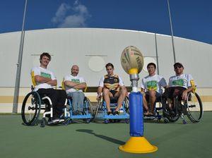 Wheelchair Rugby League