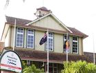 Richmond River High School was one of the three in the Northern Rivers that received a bomb threat today.