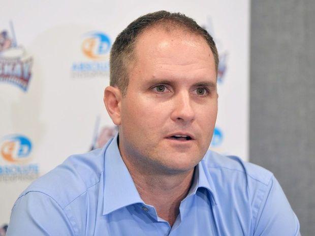Mackay Cutters CEO Ross Aldridge.