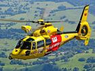Woman critical after 'airborne' car crashes into Tweed River