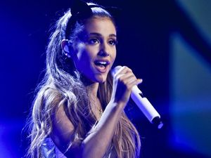 Ariana Grande 'hardest working 23-year-old on Earth'?