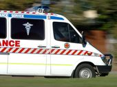 AN ELDERLY couple have been killed in a crash on the Cunningham Hwy near Leslie Dam.