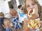 Many are fat despite area having low proportion of fast food