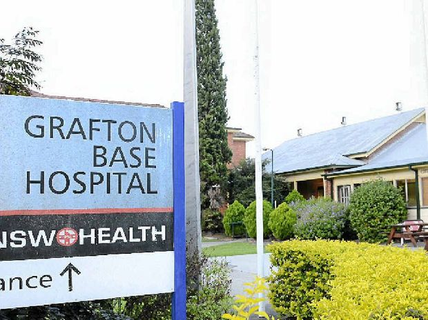Grafton Base Hospital.