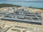 THE QCLNG plant on Curtis Island at Gladstone is ready to deliver its first shipment of liquefied natural gas.