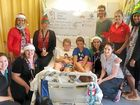 Bundaberg Hospital kids ward gets $17k radio gift