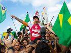 Brazilian Gabriel Mendina takes ASP World Title at Pipeline