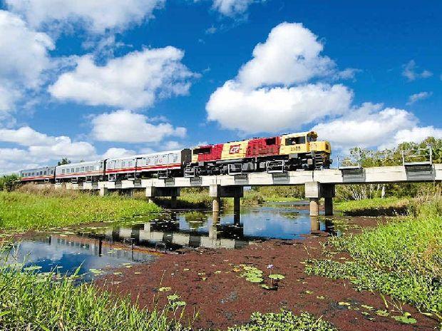 Queensland Rail's Sunlander
