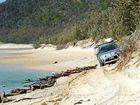 Council lobbies Govt on beach-drive tax