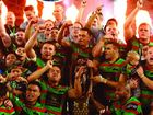 RUGBY League droughts broke across the code in 2014, as New South Wales lifted the State of Origin Shield, South Sydney supporters wept tears of joy