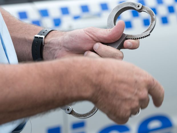 Coffs-Clarence Local Area Command officers made a third arrest in connection with an alleged assault and robbery of two backpackers in South Grafton last month.