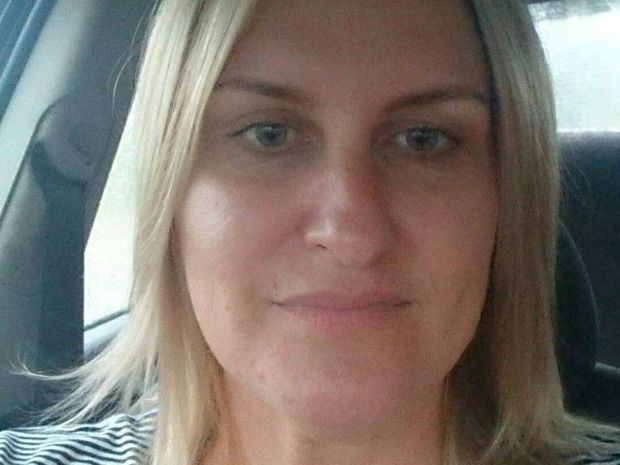 Rebecca Moran, of Darwin, is set to meet a Gladstone man she met online.