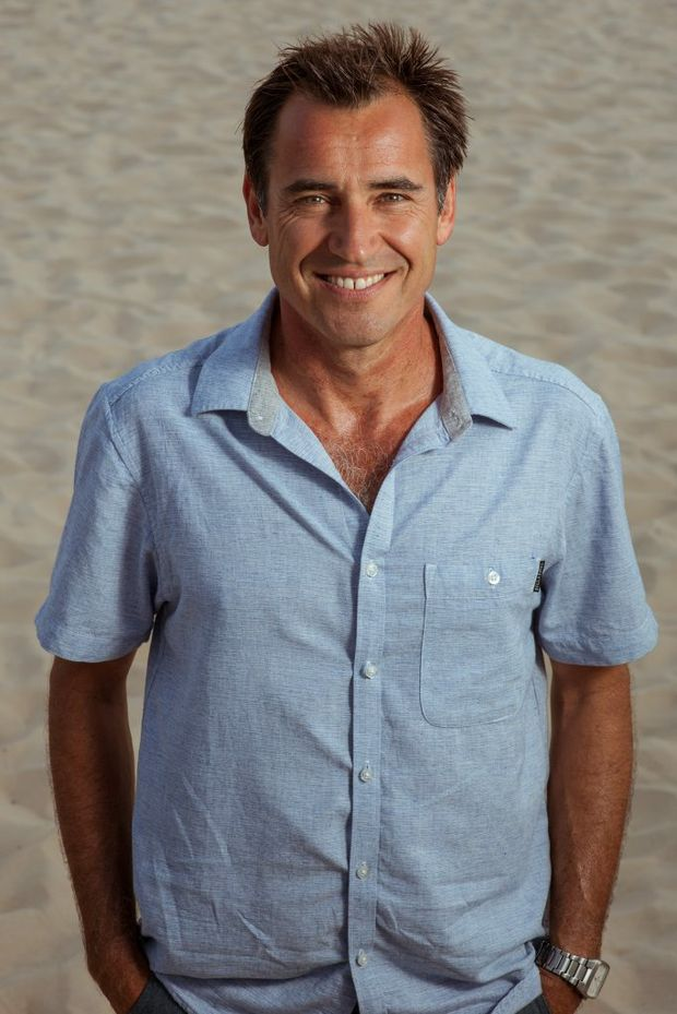 """Surfing Scientist"" Ruben Meerman, who has recently had a paper published in the prestigious BMJ on where weight goes once we lose it."