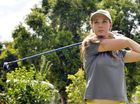 IPSWICH'S leading female junior golfer Tahlia Condon is embarking on arguably the biggest year of her sporting career and life.