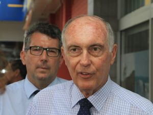 Federal MP Warren Truss