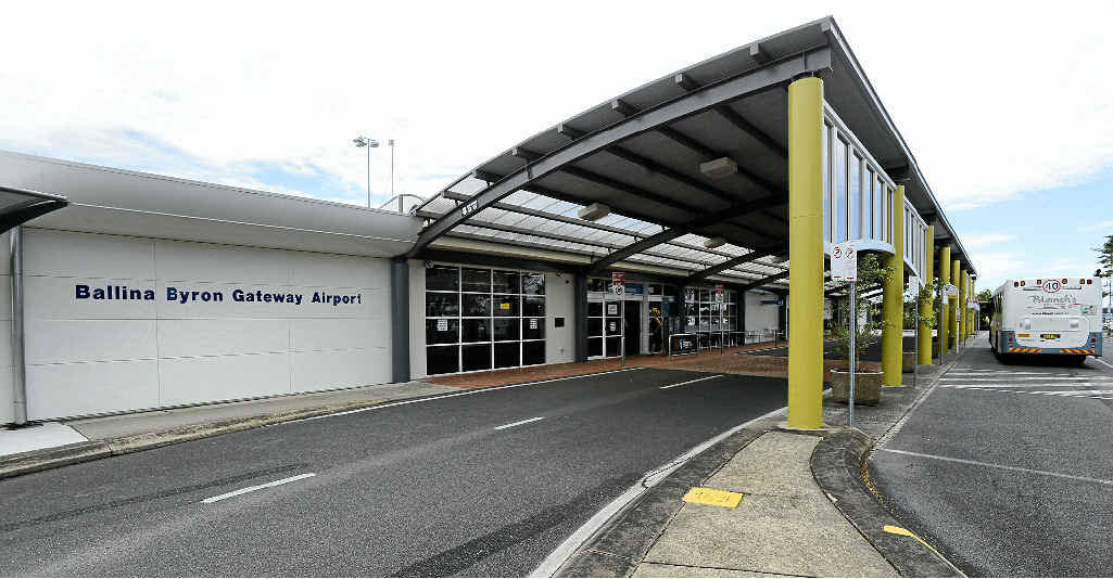 UP AND AWAY: Ballina-Byron Gateway Airport is applying for $6 million from the NSW Government to expand its departure lounge.