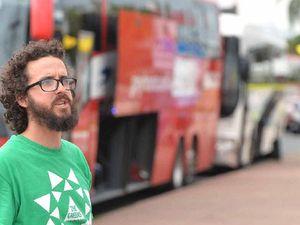City sold short on transport: Greens