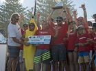 COFFS Harbour Boardriders have been celebrating finishing in second place in the overall points score at the Original Source Australian Boardriders Battle.